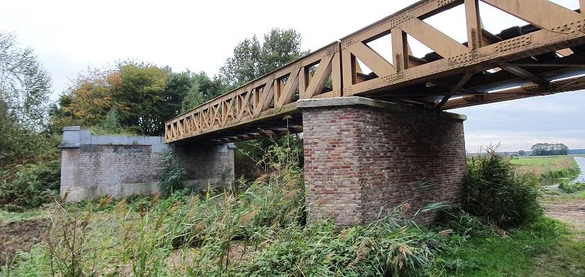 Wandeling in de omgeving van Den Bosch, Haverleij en Engelermeer, bij de Halve Zolenlijn
