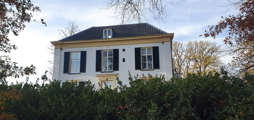 Wandeling over Stadse Trage Tocht Zutphen
