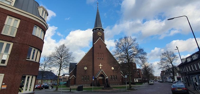 Historische wandeling Oss bij de Visserskerk