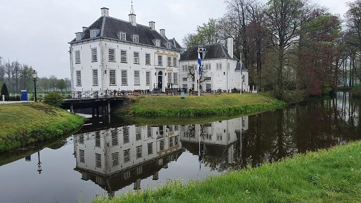 Vijf kastelenwandeling Eefde Huis te Velde