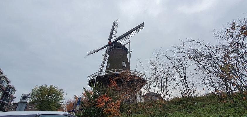 Wandeling van Doetinchem naar Ruurlo over het Achterhoekpad bij de Walmolen