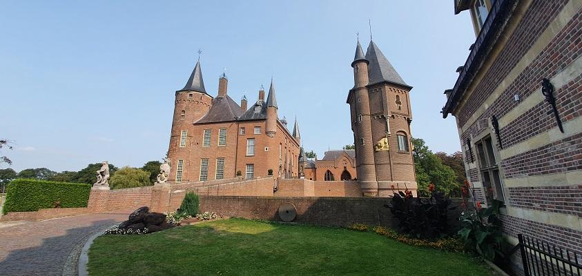 Wandeling over Trage Tocht Heeswijk bij kasteel Heeswijk