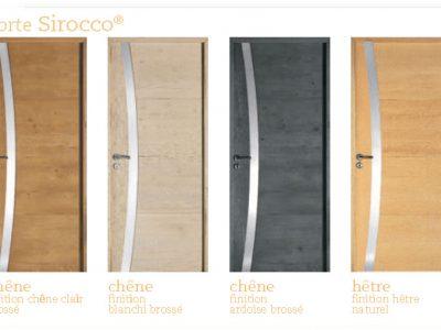 AMC Fenêtres : Portes Intérieures Bois de Pays Gamme Design