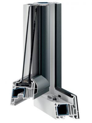 AMC Fenêtres : fenêtres PVC TPA70
