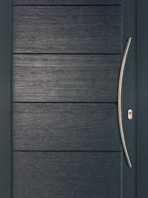 AMC Fenêtres : Porte Composite Fiberstar-81