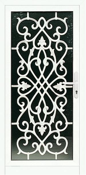 AMC Fenêtres : Porte PVC NASSAU
