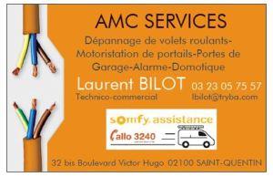 AMC Fenêtres : AMC Services