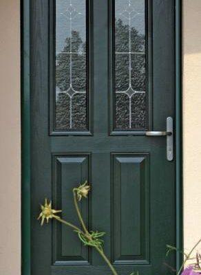 AMC Fenêtres : Porte Composite Fiberstar51