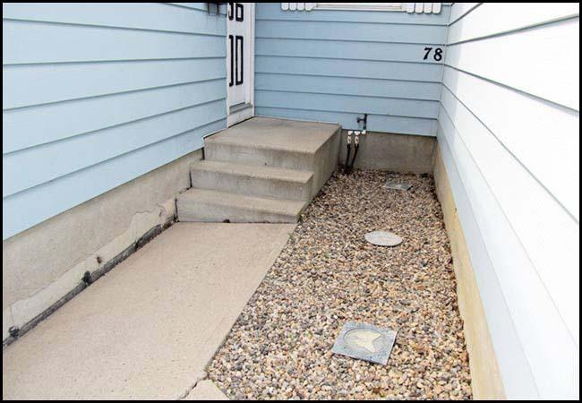 sinking concrete repair virginia