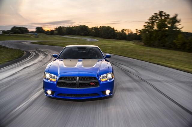 Black Dodge Challenger Rallye Redline