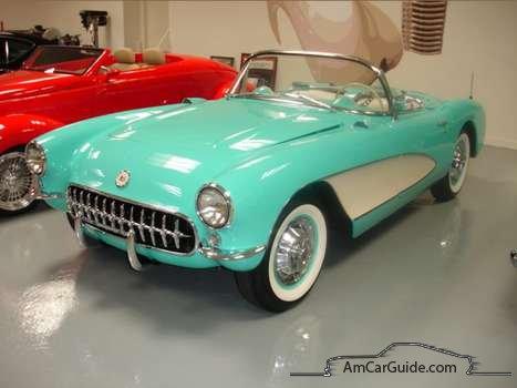Chevrolet Corvette 1953 1962 C1