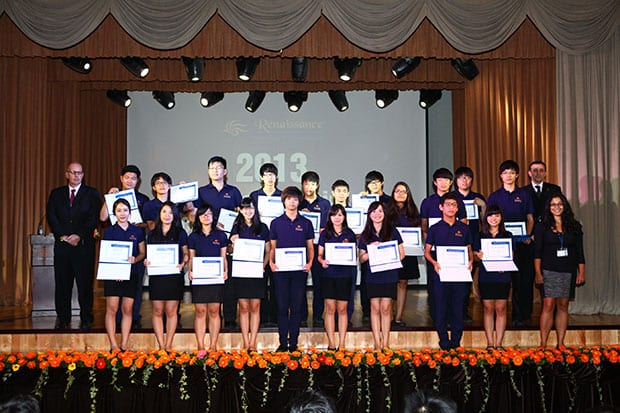 Renaissance Students Achieve High Results in IGCSE 2