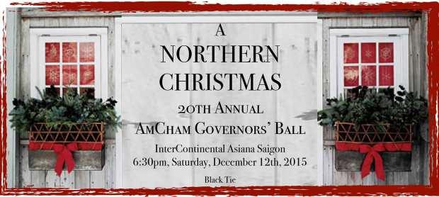 A Northern Christmas Letterhead