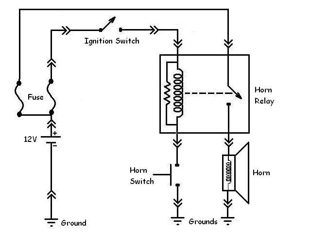Wolo Air Horn Wiring Diagram