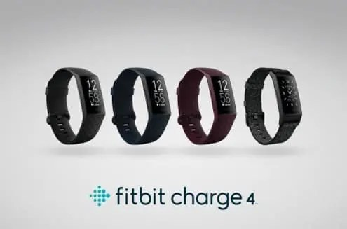 Fitbit: Presenta il Fitness Tracker Charge 4