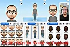 Come creare un Avatar su Facebook in un Click