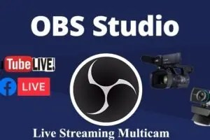 Live Streaming su Facebook e Youtube in MultiCam