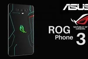 Asus Rog Phone 3 con Display Amoled Full HD+ certificato TENAA