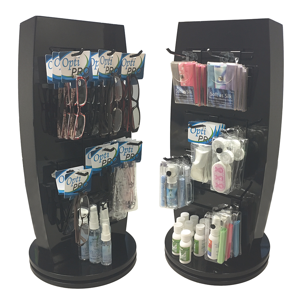 Retailing Dollars with Amcon's OptiPRO Line Pre-pack Display is Now Available.