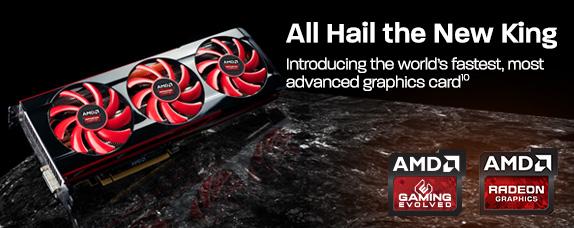 """Radeon HD 7990 """"Malta"""""""