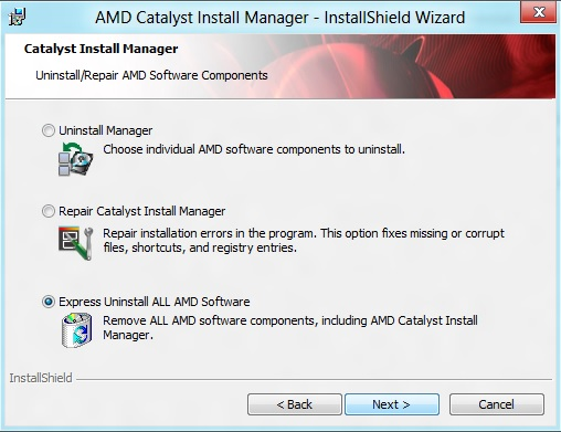 ATI CATALYST INSTALL MANAGER TELECHARGER PILOTE