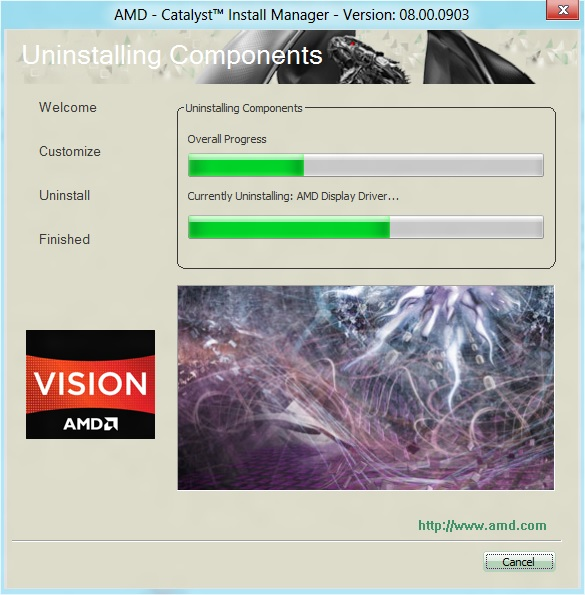 AMD CATALYST UN-INSTALL 64BIT DRIVER DOWNLOAD