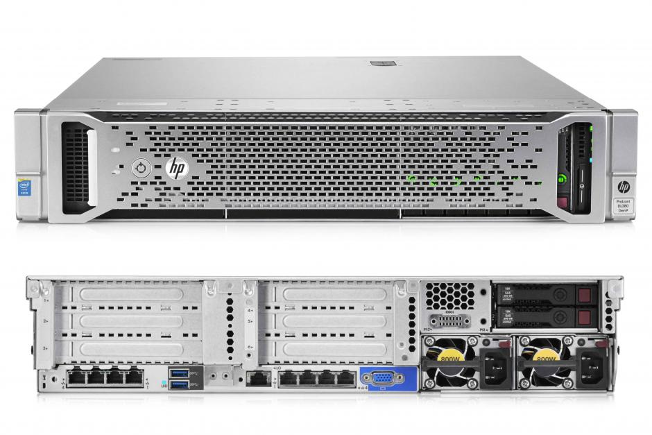 HP ProLiant DL380 pic3