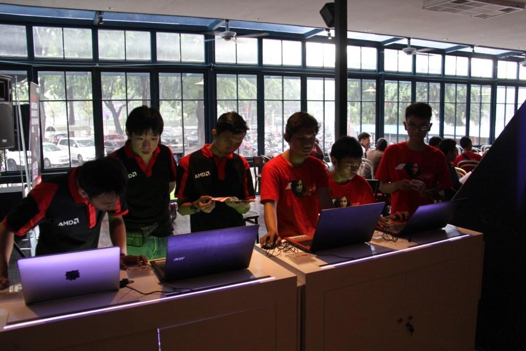 Liputan AMD Acer Gathering