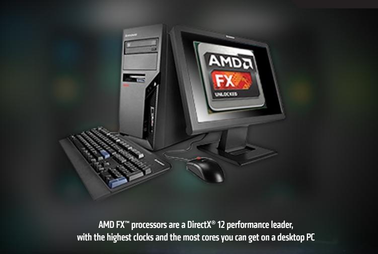 AMD FX Series Prosessor