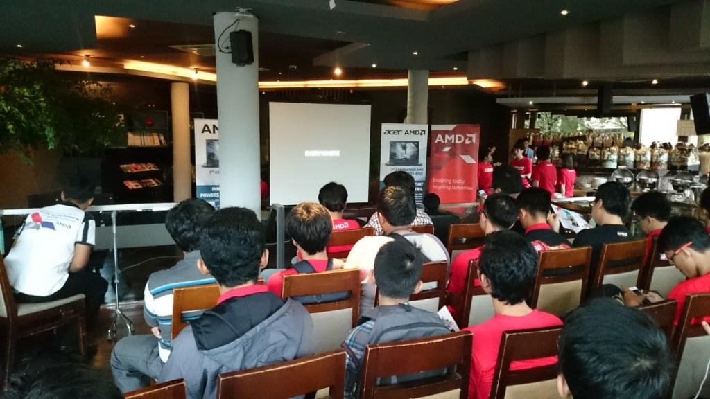Acara Buka Bersama dan Perkenalan AMD 7th Gen APU