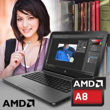 Notebook AMD A8 Pas untuk Pelajar dan Mahasiswa