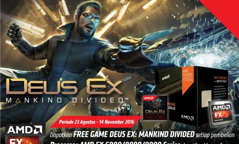 Promo FX Deus Ex
