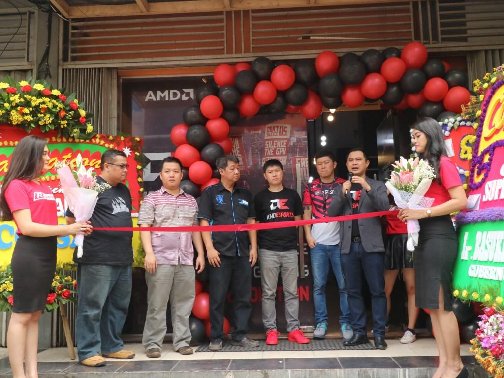 AMD eSports Gaming Arena
