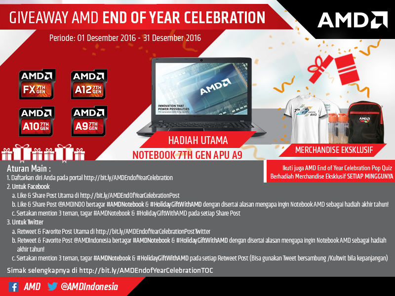AMD End Of Year Celebration