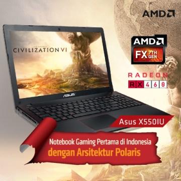 Asus-X550IU-Notebook-Gaming-Pertama-di-Indonesia-dengan-Arsitektur-Polaris