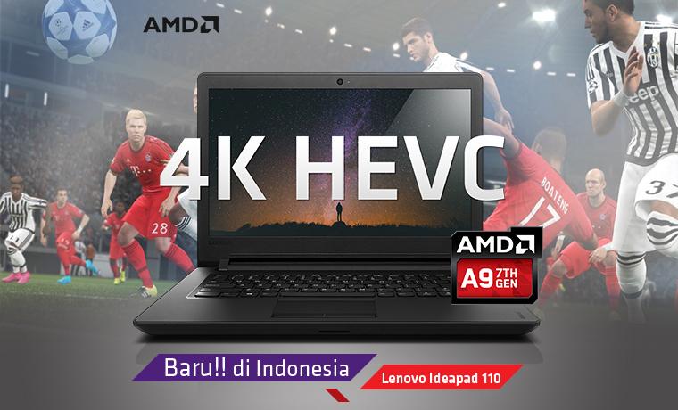 GAMING REVIEW: Lenovo IdeaPad 110, Notebook Gaming Terjangkau