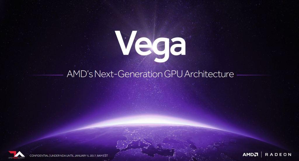 Radeon Vega The Next AMD GPU Architecture