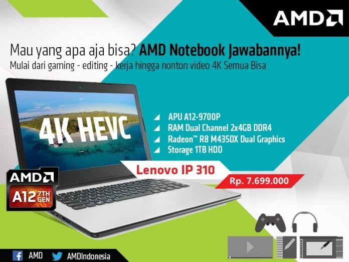 Lenovo IdeaPad 310 A12