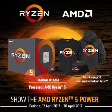 Ikuti-Giveaway-SHOW-THE-AMD-RYZEN™-5-POWER-&-Dapatkan-Hadiah-Utama-Ryzen™-5-Serta-Hadiah-Menarik-Lainnya!