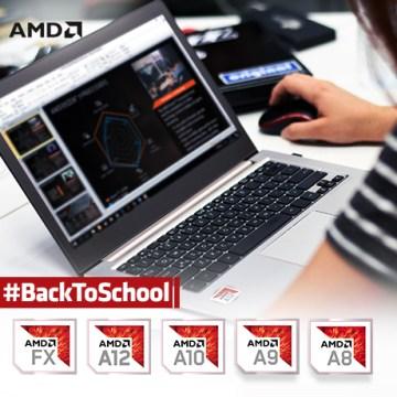Back to School AMD Notebook