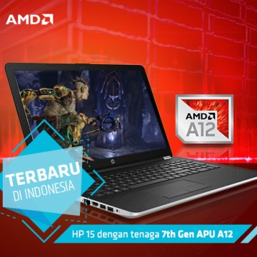 Notebook HP 15 2017