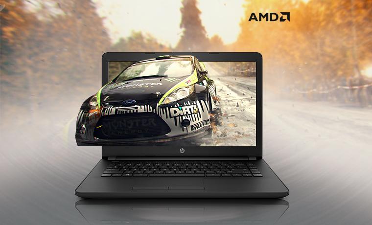 Gaming Review: Notebook HP 14 Bertenaga 7th Gen APU A9 2017 Terbaru