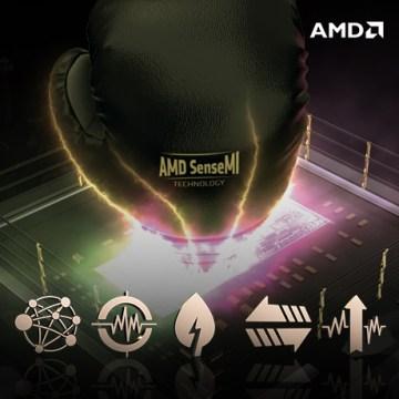 AMD SenseMi, Teknologi Pintar Prosessor AMD Ryzen™ untuk Performa
