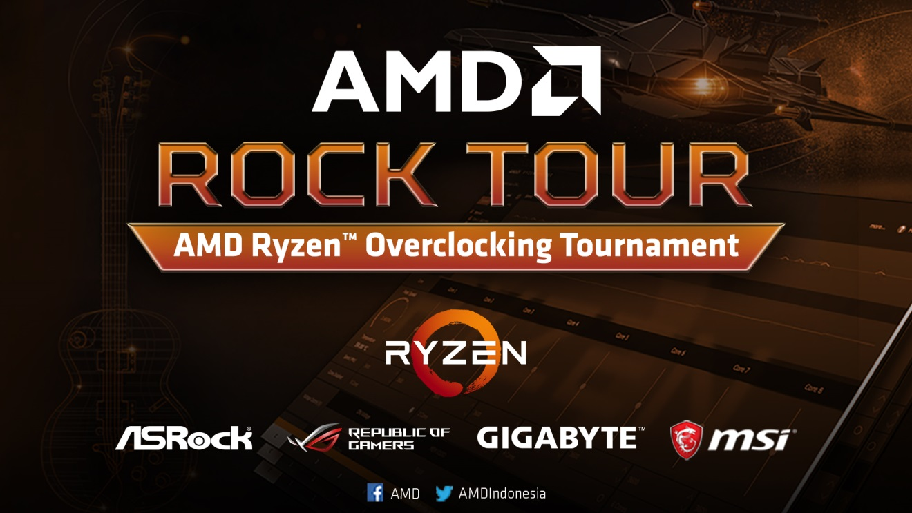 AMD Rock Tour