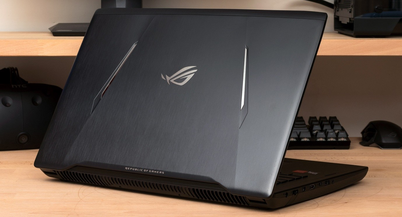 Asus ROG Stix GL702ZC Review