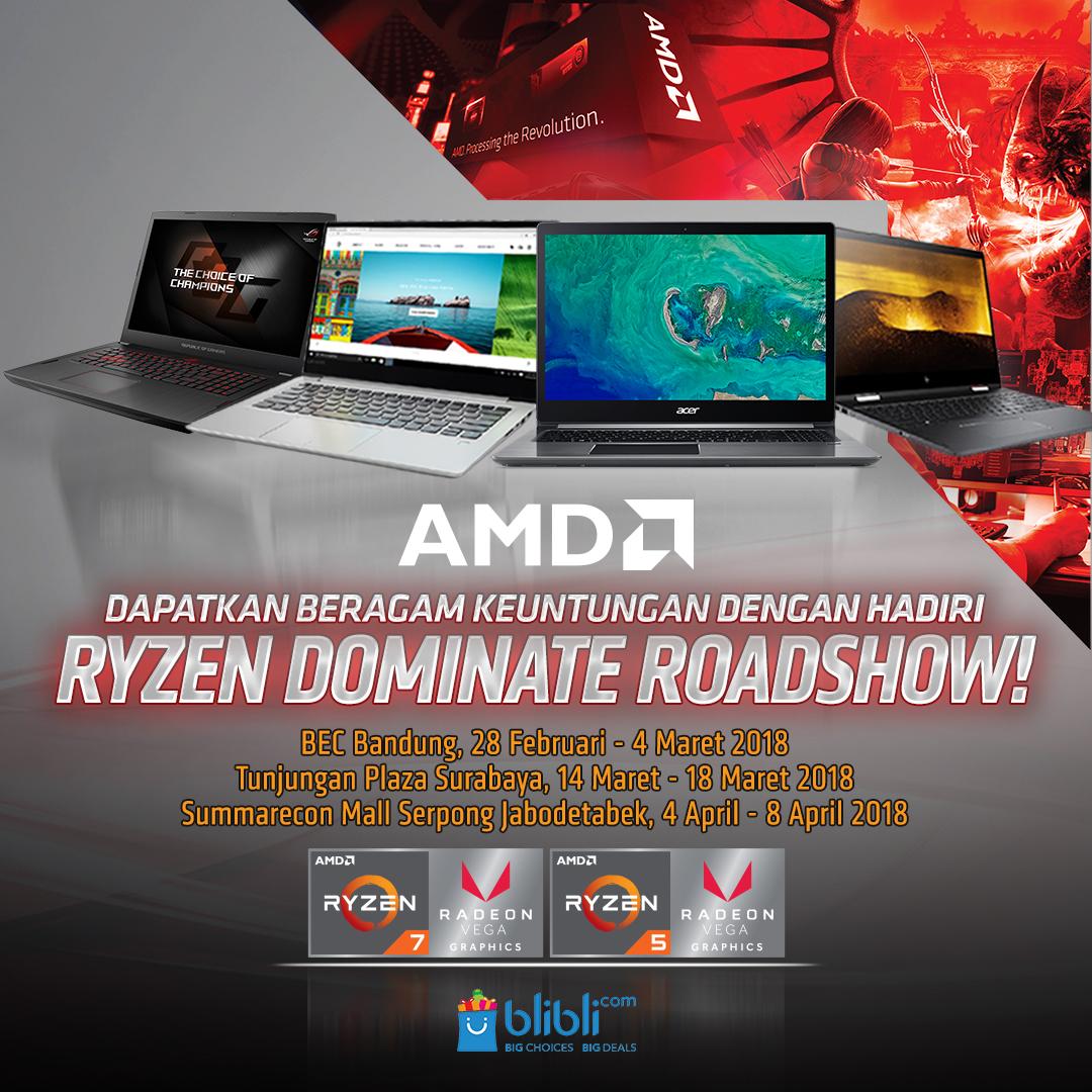 Ryzen Dominate Roadshow