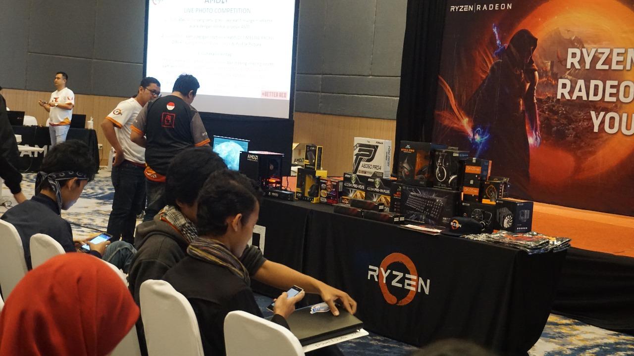 Launching APU Desktop Ryzen