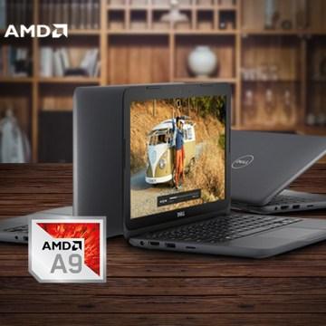 "Dell Inspiron 11 3180 Laptop 11"" Bertenaga AMD 7th Gen APU A9, Pas untuk Temani Aktivitas Harianmu"
