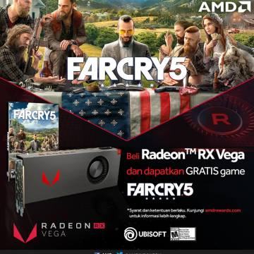 Bonus Game Far Cry 5 GRATIS