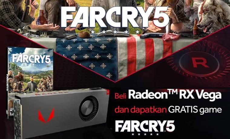 Bonus Game Far Cry 5 GRATIS